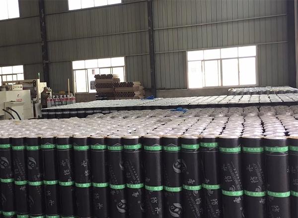 贵州防水材料公司建议在铺装防水卷材工程施工中的构造和详尽构造和构造