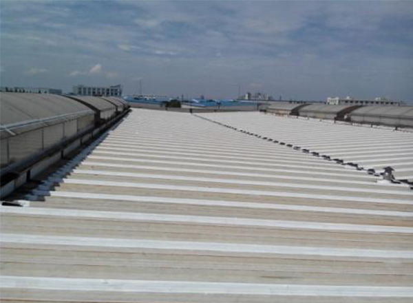 屋顶防水自粘卷材