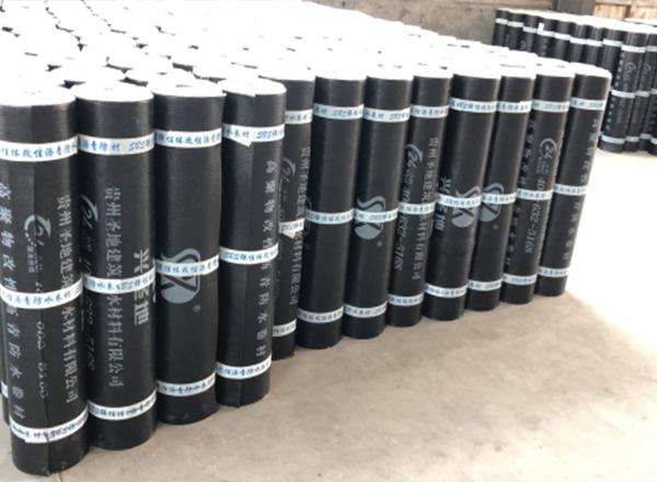 贵州防水卷材价格